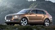 Bentley Bentayga 2016 : le premier SUV de luxe