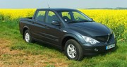 Essai Ssangyong Actyon Sports : pick-up loisir