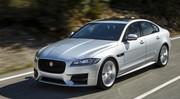 Essai Jaguar XF 2015 : le test de la version diesel de 180 ch