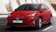 Toyota Prius 2016 : la 4ème génération hybride pour le Salon de Francfort