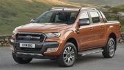 Ford Ranger restylé : il débarque en Europe