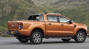 Ford Ranger restylé : plus beau, moins gourmand