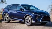 Essai Lexus RX450H : seul dans la full