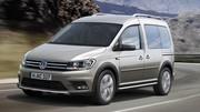 Volkswagen Caddy Alltrack : un van tout-chemin