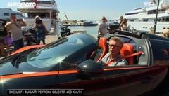 Emission Automoto : Bugatti objectif 400km/h, Abarth, Superb