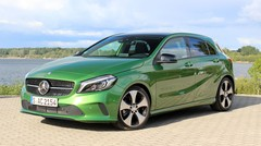 Essai Mercedes Classe A restylée : pop star