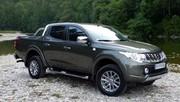 Essai Mitsubishi L200 : Un pick-up très polyvalent