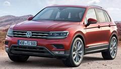 Nouveau Volkswagen Tiguan 2016 : infos, photos et vidéo officielles