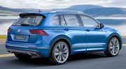 Volkswagen Tiguan GTE : Branchement anticipé