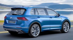 Volkswagen Tiguan GTE : Branchement anticipé