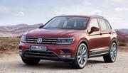 Volkswagen Tiguan GTE : un concept annonçant le futur Tiguan hybride