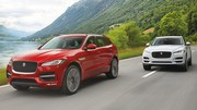 Jaguar F-Pace : Félin bavard