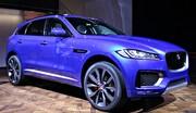 Jaguar F-Pace : un félin dans la jungle