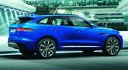 Jaguar F-Pace (2016) : toutes les fiches techniques