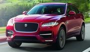 F-Pace, le Kadjar de Jaguar…