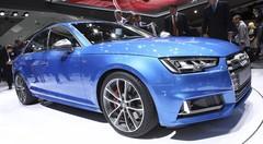 Audi S4 : la nouvelle A4 culmine à 354 ch !