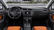 Volkswagen Tiguan 2016 : une taille au-dessus
