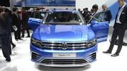 Le nouveau Volkswagen Tiguan à Francfort