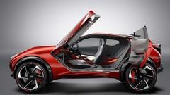 Nissan Gripz concept : bientôt un crossover signé « Z »