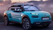 Le concept Citroën Cactus M fait sensation