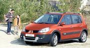 Renault Scénic Conquest : A la Conquest des pistes