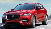 Le Jaguar F-Pace entre en piste