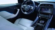 Jaguar lance le F-Pace, le 1er SUV de l'histoire de la marque