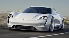 Porsche Mission E : 600 ch, 500 km d'autonomie, recharge en 15'
