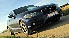 Essai BMW 116d Efficient Dynamics Edition : Objectif volume
