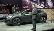 DS 4 Crossback Concept : vidéo du crossover de l'âge de pierre