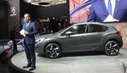 DS4 Crossback Concept, le retour à l'âge de pierre
