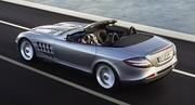 Mercedes-Benz SLR McLaren : Le prince du bel air