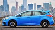 Ford Focus RS : 0-100 km/h en 4,7 secondes et 266 km/h en pointe
