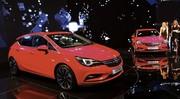 Opel Astra 2015 : plus haut que le premium