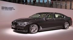 La BMW Série 7, nouveau fer de lance de la marque