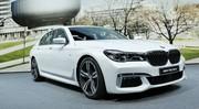 BMW Série 7, un lancement à l'allemande au salon de Francfort