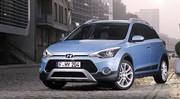 Hyundai présente la i20 Active et le Santa Fe restylé à Francfort