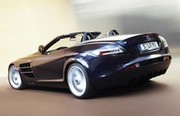 SLR McLaren Mercedes-Benz : Un roadster d'exception