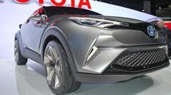 Toyota C-HR Concept : un nouvel opus plus réaliste à Francfort
