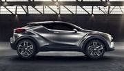 Toyota C-HR: un concept qui sera bientôt en vente