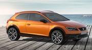 Seat Leon Cross Sport Concept : la Cupra des chemins