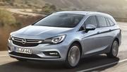 La nouvelle Opel Astra maintenant en break