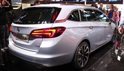 Opel Astra 5 Sports Tourer : taillé