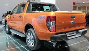Ford Ranger restylé: Gaaaarde-à-vous !