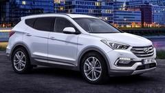 Hyundai Santa Fe restylé