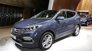 Hyundai Sante Fe restylé : 200 ch et plus d'équipements