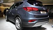 Hyundai Santa Fe restylé : léger repoudrage