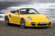 Porsche 911 Turbo Cabriolet : sèche-cheveux express