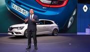 Mégane 4 : la nouvelle Mégane par Carlos Ghosn en 3 minutes chrono !