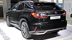 Lexus RX450h : predator hybride